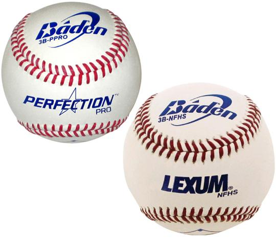 Tournament and Game Baseballs