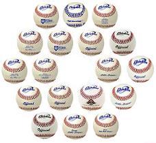 Game Baseballs