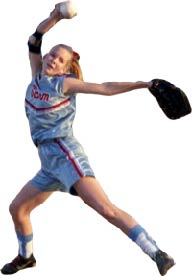 ThrowMAX Flexible Arm Brace for Softball