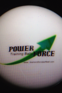 Power Force Training Balls for Hitting