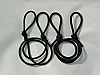 Rubber Tubing for Strength and Stretching Arm Excecises