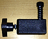 Micro Adjustment w/ Knob for Blue Flame Ultimate pitching machine