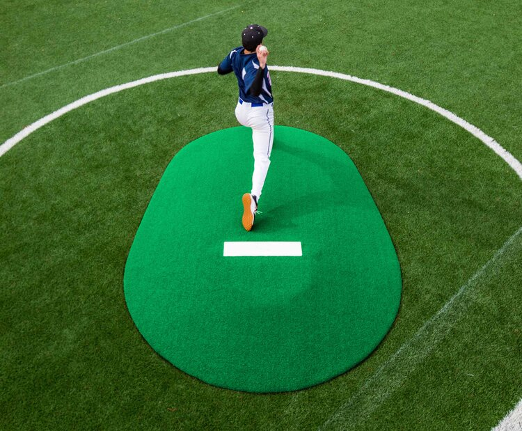 "8"" ONE-PIECE GAME MOUND"