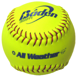 "2BSSFPY  All-Weather® Fast Pitch  (12"") **Six Dozen Per Case**"