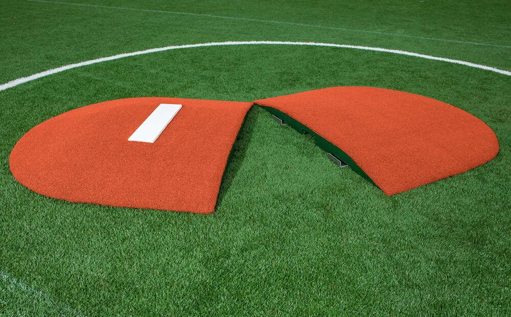 """6"""" TWO-PIECE GAME MOUNDS"""