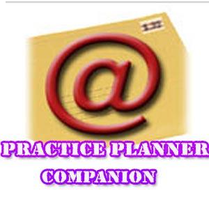 BBE Practice Planner Companion