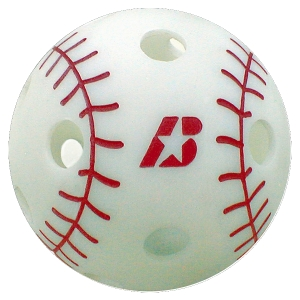 Baden Whiffle Ball with Red seams 6 Dozen Per Case