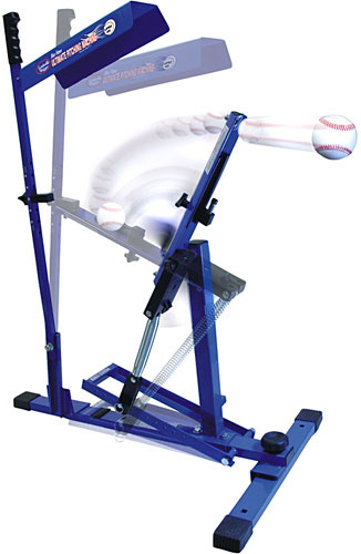 Blue Flame Ultimate Pitching Machine Louisville Slugger UPM 45