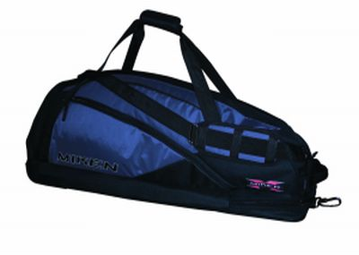 Miken Elite Player Bag Royal Blue & Black