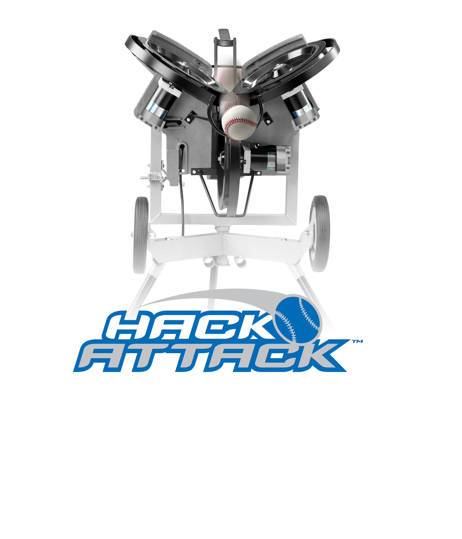 Hack Attack Baseball Pitching Machine