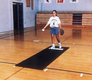 Softball Pitching Mat