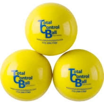 Total Control 74 also known as TCB Ball 74 Pack of 3