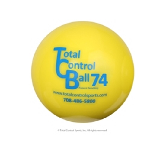 Total Control 74 also known as TCB Ball 74 12 Pack