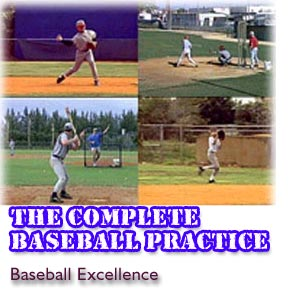 The Complete Baseball Practice