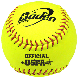 "2BSFPY-19 USFA Fast Pitch (12"") **Six Dozen Per Case**"