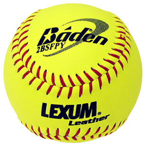 "2BSFPY Lexum® Fast Pitch NFHS (12"") **Six Dozen Per Case**"