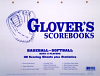 Glovers scorebooks - 30 game filler (with stats)