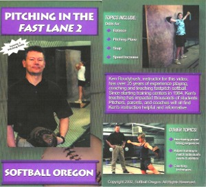Ken Roudybush - Pitching in the Fast Lane Volume2