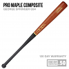 GEORGE SPRINGER GS4 PRO MAPLE COMPOSITE WOOD HYBRID (-3) BBCOR
