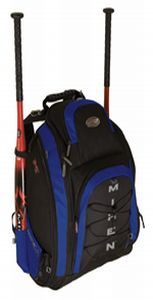 MVP BACKPACK Royal Blue & Black
