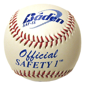 Baden SAF-1S Safety 1® **Ten Balls Per Case**
