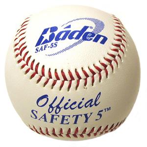 Baden Safety Ball Level 5 Game and practice ball 10 dozen per case