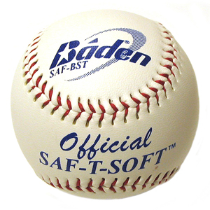 Baden SAF-BST Saf-T-Soft® T-Ball® **Ten Dozen Per Case**