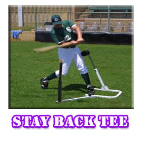 Stay Back Tee