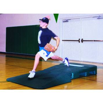 "2 Piece Indoor Practice Mound 48"" x 102"" x 10"" IOP-2250"
