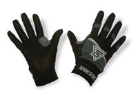 TurboSlot Glove - black with gray accents
