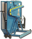 MP-5  Rack Fed Machine