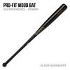 Pro-Fit 243 Model Wood AXE Bat -3