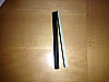 Rubber Strips (set of 2) for Throwing arm of Blue Flame Ultimate Pitching Machine