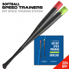 FASTPITCH SOFTBALL AXE BAT SPEED TRAINERS POWERED BY DRIVELINE